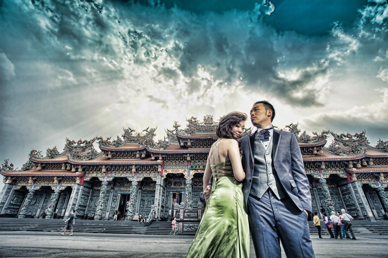 婚紗推薦/婚禮紀錄/婚攝推薦/婚紗婚攝團隊-Hawk Wedding Studio